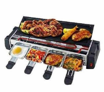 Portable BBQ electric grill