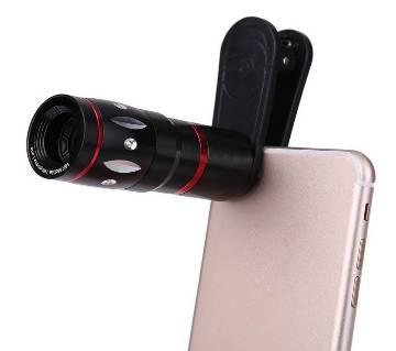 10X Zoom 16 Degree Telescope Angle Lens + Rabbit Clip