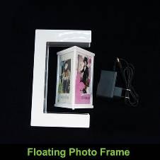 Magnetic Floating Photo frame