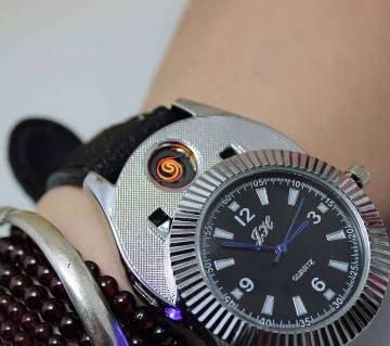 JiaHeng watch + usb lighter