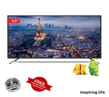 """Linnex 43"""" Smart 4k LED TV"""