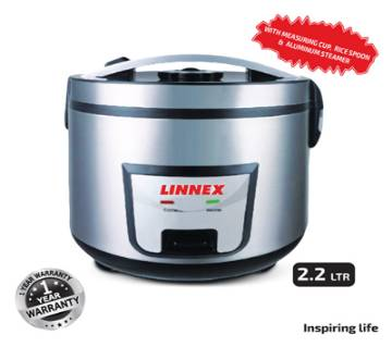 Linnex Rice Cooker (Close Type) 2.2SS