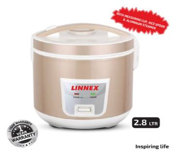 Linnex Rice Cooker (Close Type) 2.8ltr