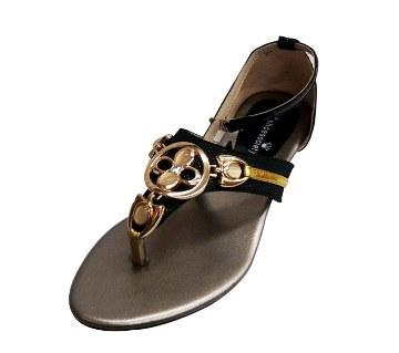 Ladies Pu Leather Sandals