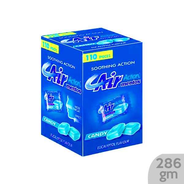 Mentos Air Action Candy Display Box 110 pcs