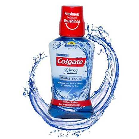 Colgate Plax Complete Care Mouth Wash 250 ml