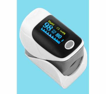 Thermocare Heart Rate Pulse Oximeter Fingertip TP JZK-303 (Blue)