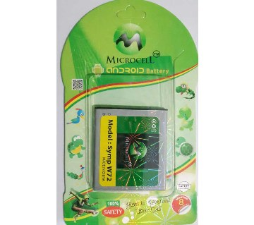 Microcell Android Symphony W72 Battery