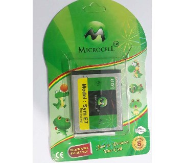 Microcell Battery for Symphony E7