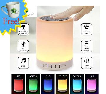 Microcell RGB Light & Bluetooth Speaker (Mug Free)