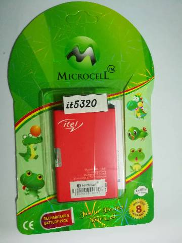 Microcell Green i-Tel BL-15Bi Battery