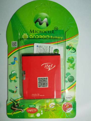 Microcell Green i-Tel BL-17Bi Battery