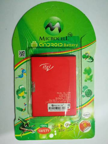 Microcell Green i-Tel BL-22Bi Battery