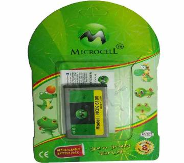Microcell Nok 6100 Radiation Protection Battery