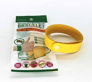 Mosquito Repellent Bracelet (5 pcs)