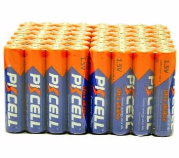 1.5V LR03 AM4 E92 Alkaline Dry Battery 60 Pcs