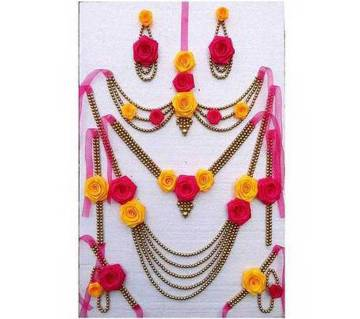 Jewellery set for holud