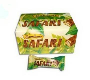Safari চকোলেট - ২৪ পিস