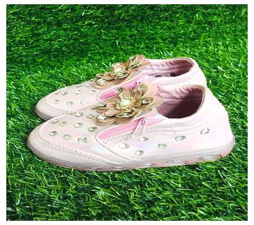 Fashionable Children Rubber Material LED Shoes
