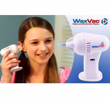 WAX VAC Ear Cleaner