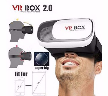 VR BOX 3D Smart glasses