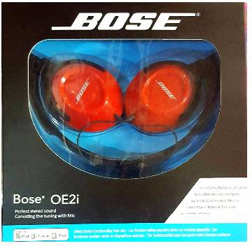 Bose OE2i headphones