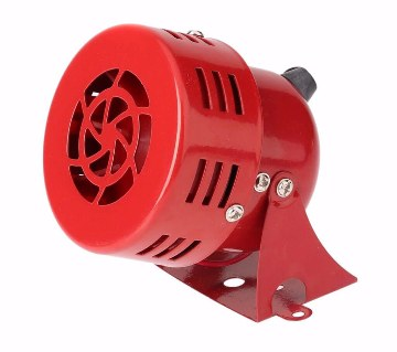 Mini Siren/Horn  12DC/24DC/220 AC