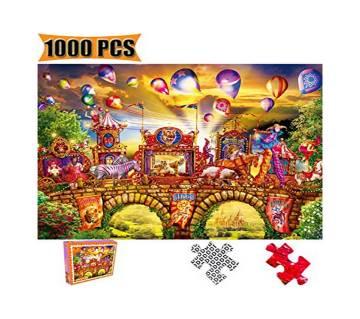 Jigsaw Puzzle Paper Games-1000 Pcs