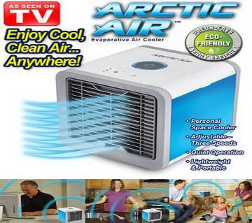 Arctic Air - White