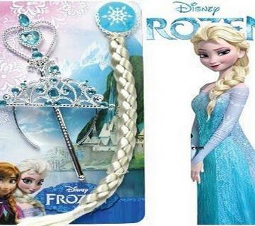 Frozen Princess Elsa Tiara টয় সেট