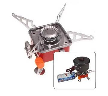 Portable stove cylinder free