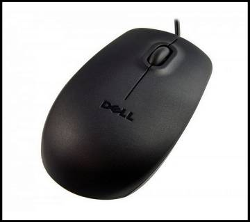 Dell Optical USB Mouse (Black)