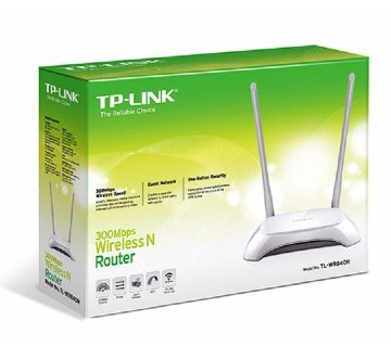 TP-Link TL-WR840N Wireless Router-300 MBPS