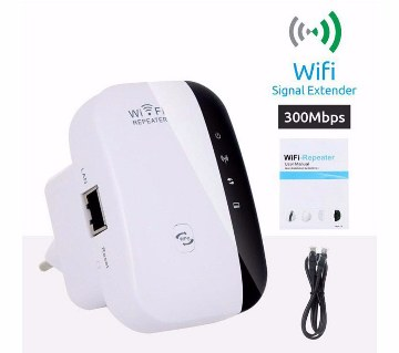 Wireless N-Wifi Repeater- 300Mbps
