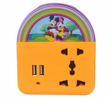 3 In 1 Multi Plug