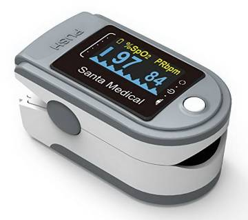 Oximeter Blood Oxygen Saturation Monitor