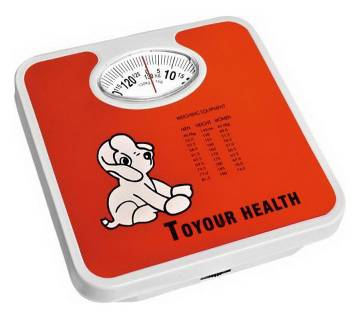 Personal Scale Manual Weighing