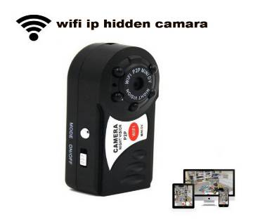 Q7 wifi hidden ip Camera