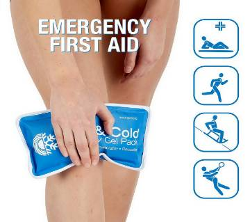 Hot Cold Gel Pack First Aid Medical Sports Heat Pad