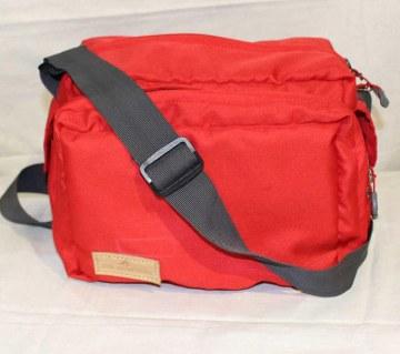 PVC Coated Water Proof Side Shoulder Bag
