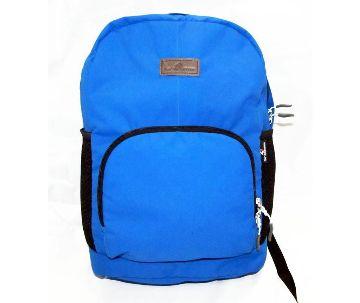 Backpack  blue 238