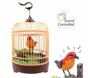 Sound Activated Singing Bird