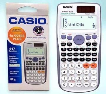 CASIO FX-991ES scientific calculator