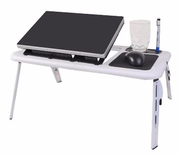 Fold-able Laptop Table
