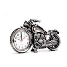 Motorcycle Shape Desk Alarm Clock