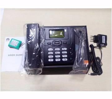 HUAWEI GSM টেলিফোন সেট- সিম সাপোর্টেড