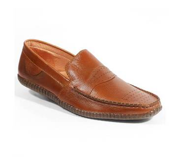 A028M Lather loafer for men