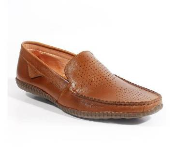 A029 Lather loafer for men