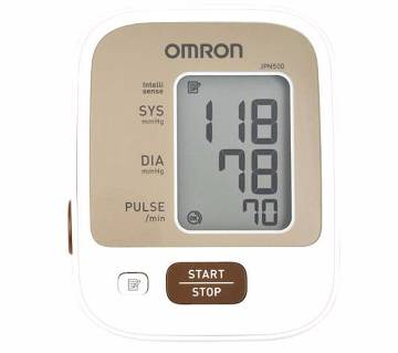 Omron JPN500 Upper-Arm Blood Pressure Monitor
