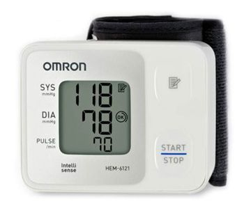 Omron HEM-6121 Blood Pressure Monitor